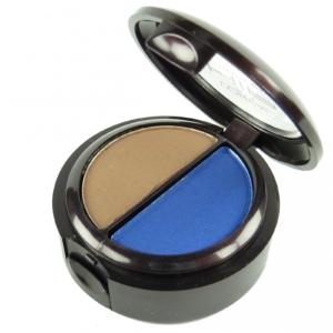 Loreal HiP Concentrated Shadow Duo - 2,4g - Lid Schatten Eye Make Up Kosmetik - 234 Roaring