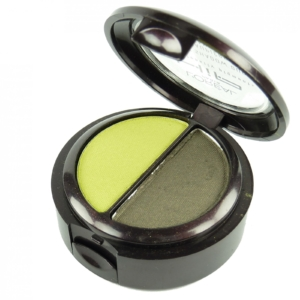 Loreal HiP Concentrated Shadow Duo - 2,4g - Lid Schatten Eye Make Up Kosmetik - 328 Riotous