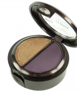 Loreal HiP Concentrated Shadow Duo - 2,4g - Lid Schatten Eye Make Up Kosmetik - 536 Wicked