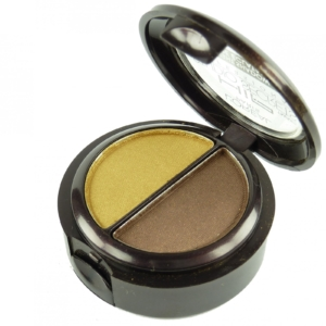 Loreal HiP Concentrated Shadow Duo - 2,4g - Lid Schatten Eye Make Up Kosmetik - 864 Bustling