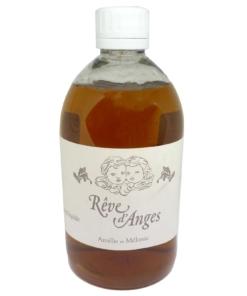 Lothantique Amelie et Melanie Savon Liquide - Seife Nachfüll Flasche - 500ml - Reve d Anges - Dream of Angels