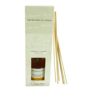 Lothantique Les Vacances au Thoron Fragrance Sticks Raum Duft Diffuser - 100ml - Douceur Tropicale - Vanilla