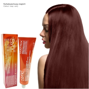 Matrix Socolor Color Sync - Demi Permanent Tönung Creme Haar Farbe - 84ml - # 7BR Medium Blonde Red - Mittelblond Blond Rot