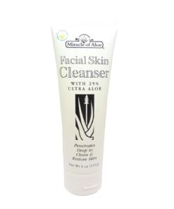 Miracle of Aloe Facial Skin Cleanser - Gesicht Reinigung Pflege Cleansing - 112g