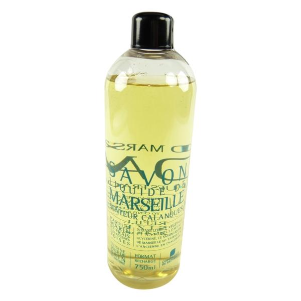 Compagnie de Provence Liquid Marseille Soap - Calanques - Seife Pflege - 750ml