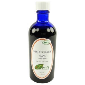 PHYT´S Huile Solaire Ylang Sonnen Öl Gesicht Körper Pflege MULTIPACK 2x100ml