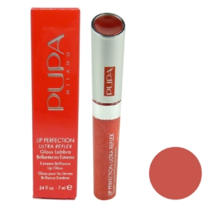 Pupa Lip Perfection Ultra Reflex Extreme Brilliance Lip Gloss - Lippen Farbe 7ml - 09 Reflex Flame Scarlet