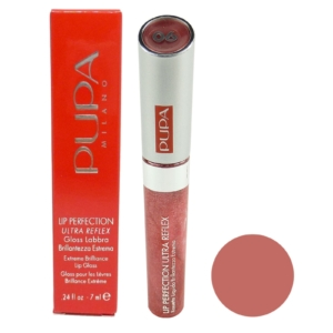 Pupa Lip Perfection Ultra Reflex Extreme Brilliance Lip Gloss - Lippen Farbe 7ml - 06 Reflex Raspberry