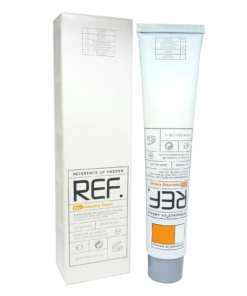 REF Reference of Sweden Farb Auswahl - Permanente Haar Coloration Creme - 100ml - 07.53 - Mahogany Golden Blonde