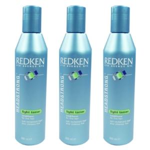 REDKEN 5th Avenue NYC Headstrong light tamer - Conditioner Spülung feines Haar - 3 x 250 ml