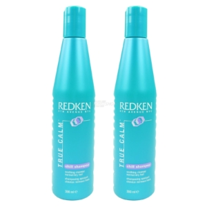 Redken 5th Avenue NYC TRUE CALM chill shampoo normales + trockenes Haar Pflege - 2 x 300 ml