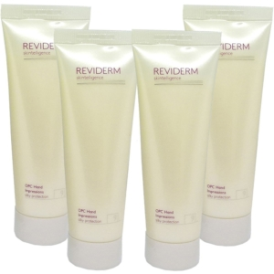 Reviderm OPC Hand Impressions Silky Protection - Pflege Creme MULTIPACK 4x50ml