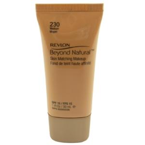 Revlon - Beyond Natural Skin Matching Makeup SPF15 - Foundation Grundierung 30ml - 230 medium