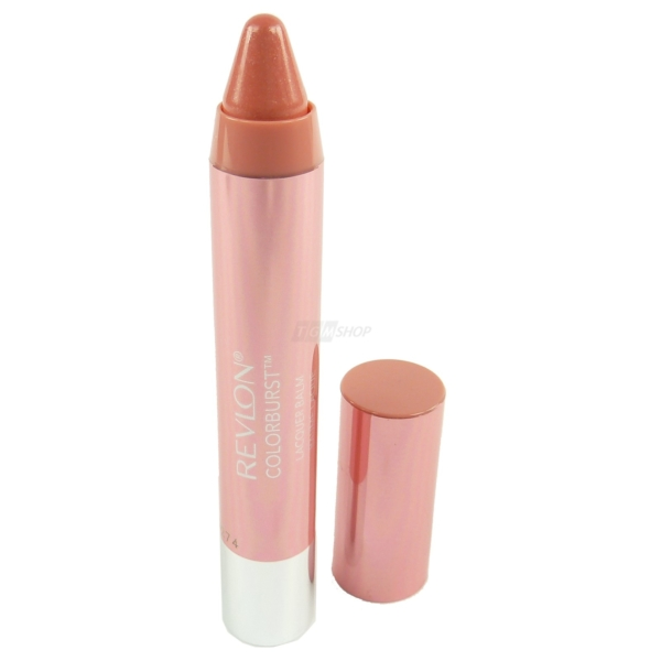 Revlon ColorBurst Lacquer Balm - Lippen Stift Farbe Feuchtigkeit Pflege - 2.7g - #105 Demure
