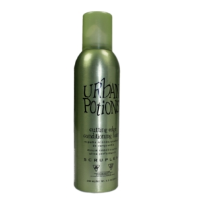 SCRUPLES URBAN POTIONS CUTTING EDGE CONDITIONING FOAM Haar Styling Mousse 250ml