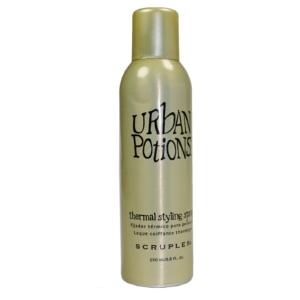 Scruples Urban Potions - Thermal Styling Spray - 250ml - Haar Hitze Schutz Halt