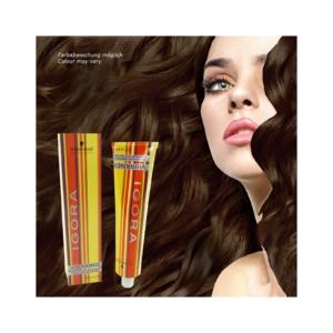 Schwarzkopf Igora Vibrance Tone-on-Tone - Creme Haar Farbe Coloration - 60ml - 7-4 Blond moyen beige