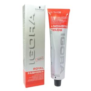 Schwarzkopf Igora Royal Fashion+ Strähnen Haar Farbe - Versch Nuancen - 60ml - #100-33 Petrol Groove