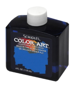 Scruples Color Art Conditioning Color Gloss - Haar Farbe ohne Ammoniak - 118ml - # 8BG