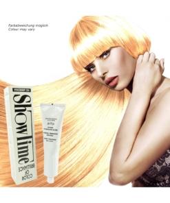 Showtime Color of Brilliance - Creme Haar Farbe Coloration ohne Ammoniak - 60g - #12/11 Special Blond deep Ash / Spezialblond tief Asch
