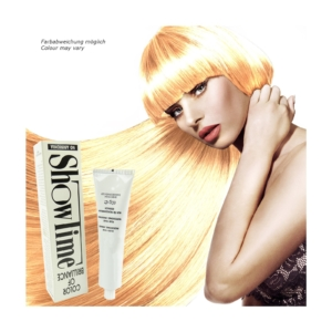 Showtime Color of Brilliance - Creme Haar Farbe Coloration ohne Ammoniak - 60g - #12/11 Special Blond deep Ash / Spezialblond tief Asch