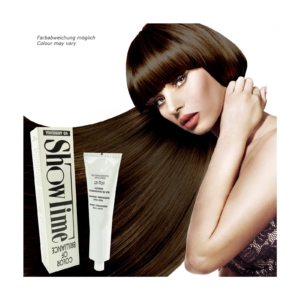 Showtime Color of Brilliance - Creme Haar Farbe Coloration ohne Ammoniak - 60g - # 6/1 Dark Blonde Ash / Dunkelblond Asch