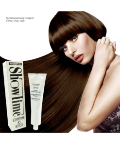Showtime Color of Brilliance - Creme Haar Farbe Coloration ohne Ammoniak - 60g - # 6/4 Dark Blonde Copper / Dunkelblond Kupfer