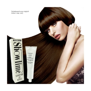 Showtime Color of Brilliance - Creme Haar Farbe Coloration ohne Ammoniak - 60g - # 6/4 Dark Blonde Copper / Dunkelblond Kupfer