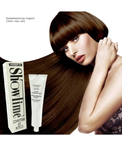 Showtime Color of Brilliance - Creme Haar Farbe Coloration ohne Ammoniak - 60g - # 6/7 Dark Blonde Brown / Dunkelblond Braun
