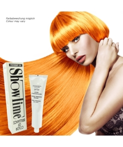Showtime Color of Brilliance - Creme Haar Farbe Coloration ohne Ammoniak - 60g - # 9/7 Very Light Blonde Brown / Sehr helles Blond Braun