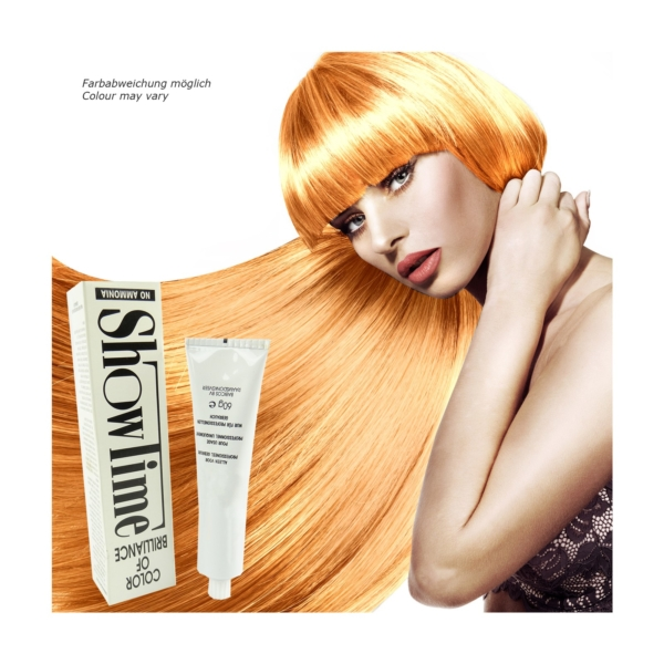 Showtime Color of Brilliance - Creme Haar Farbe Coloration ohne Ammoniak - 60g - # 9/8 Very Light Pearl Ash / Sehr helles Perlasch