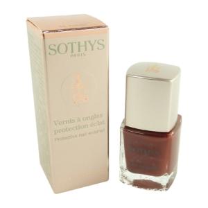 Sothys Protective Nail Enamel - Farb Auswahl - Nagel Lack Pflege Maniküre - 8ml - 14 Raisin