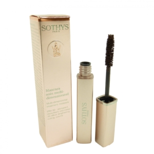 Sothys Multi-Dimensional Treatment Mascara 2 Brun intense - Augen Make up 7.5ml