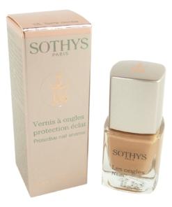 Sothys Protective Nail Enamel - Farb Auswahl - Nagel Lack Pflege Maniküre - 8ml - 15 Terre doree
