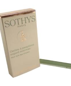 Sothys - New Look Eye Shadow Refill - Lidschatten - Augen Make up Kosmetik 1.5g - # 9 Vert emeraude