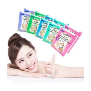 SwabPlus Beauty Snapz - Makeup Reinigung Set - 10 Teile - Gesicht + Nagel Pflege