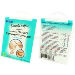 SwabPlus - Beauty Snapz - Mascara Remover Corrector Makeup Entferner Waterproof - 1-Pack