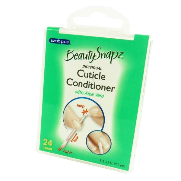 SwabPlus Beauty Snapz Set 3-teilig - Nagel Lack Korrektur Ohr Stäbchen Pflege