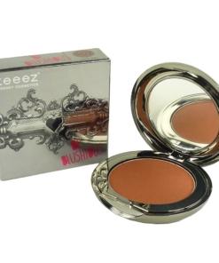 Teeez Be Blushious Blush Farb Auswahl Rouge kompakt Puder Make Up ohne Parabene - 407 deep tan