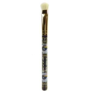 Teeez Beautifull Eyes Flat Stiff Brush - Augen Brauen Lidschatten Make Up Pinsel