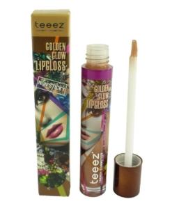 Teeez Golden Glow Lip Gloss Non Sticky Lippen Stift Lip Stick 5,7ml div Nuancen - Classy Champagne