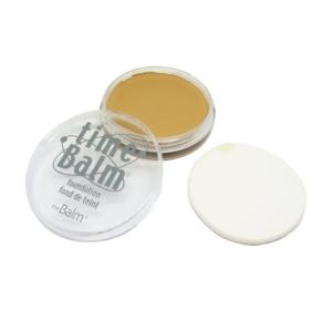 The Balm Time Balm Foundation - Grundierung Teint Gesicht Make up - 21,3g - mid medium