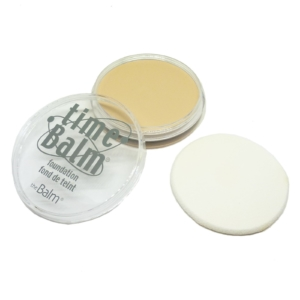 The Balm Time Balm Foundation - Grundierung Teint Gesicht Make up - 21,3g - lighter than light