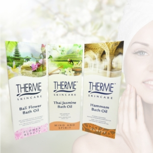 Therme Skincare Bath Oil - Bade Öl Set - 3x100ml - Körper Haut Body Pflege