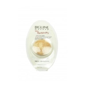 BIGUINE MAKE UP PARIS MES HARMONIES - Lidschatten Augen Farbe Kosmetik - 0,8g - 10630 Or Passion