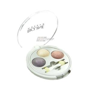 Biguine Make Up Paris Eye Shadow Pallet - Augen Lidschatten Farbauswahl - 2,4g - 6320 Cache-Cache