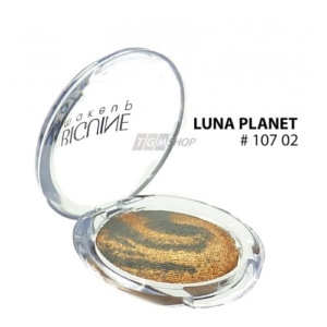 BIGUINE MAKE-UP PARIS - STAR NIGHT-EYES SHADOW-10702 Luna Planet Lidschatten-3g