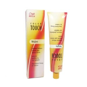 Wella Color Touch Relights Demi Permanente Haar Tönung 60ml ohne Ammoniak - 47 Rot-Braun