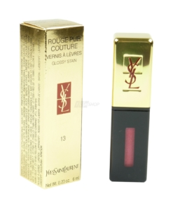 Yves Saint Laurent Rouge Pur Couture Vernis A Levres - Lippen Gloss Farbe 6ml - 13 Rose Tempura