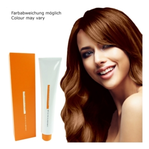 Z.ONE Color The New Attitude Haar Farbe - 100ml - permanent Coloration Creme - Cinnamon